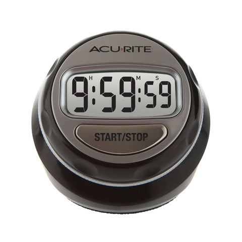 AcuRite 00285E Digital Twist Timer Multicolor - Chickadee Solutions - 1