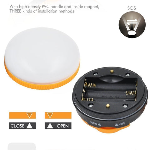 TORCHSTAR LED Camping Lantern And Emergency Light