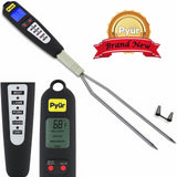 Sale! Best Stainless Digital Meat Cooking Thermometer For Smokers Food Meat G... - Chickadee Solutions - 1