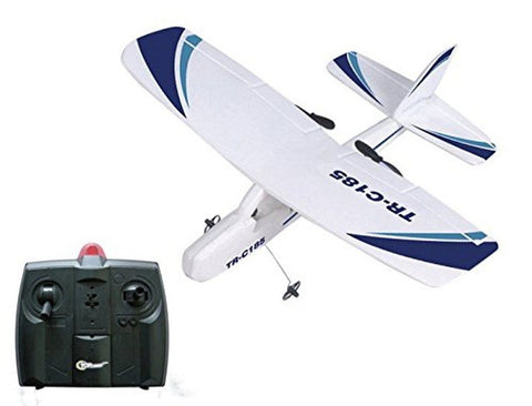 Top Race Cessna C185 Electric 2 Ch Infrared Remote Control RC Airplane Ready ... - Chickadee Solutions - 1