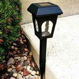 6Pack Classic Solar Lights for Walkway Sogrand Solar Pathway Light Solar Stak... - Chickadee Solutions - 1