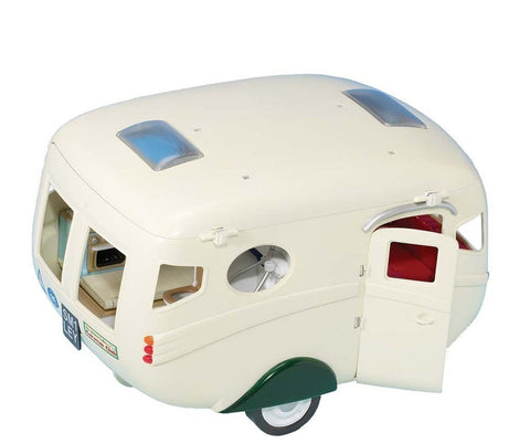 Calico Critters Caravan Camper - Chickadee Solutions - 1