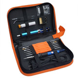 Sywon Full Set 60W 110V Electric Soldering Iron Kit with Adjustable Temperatu... - Chickadee Solutions - 1