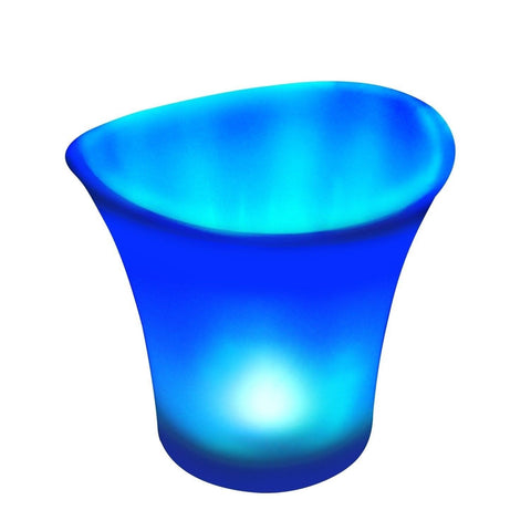 Bryt LED Ice Bucket - Battery Operated Free Standing Ice Maker Accessory Over... - Chickadee Solutions - 1