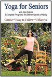 Yoga for Seniors with Jane Adams (2nd edition): Improve Balance Strength & Fl... - Chickadee Solutions - 1
