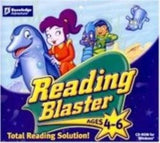 Reading Blaster Ages 4-6 - Chickadee Solutions