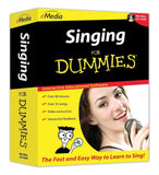 eMedia Singing For Dummies PC/Mac Disc - Chickadee Solutions - 1