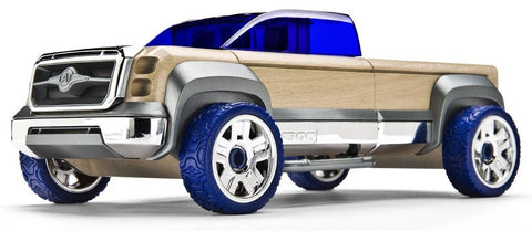 Automoblox T900 Truck Blue - Chickadee Solutions - 1
