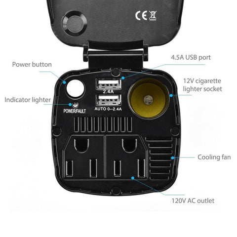 Sony Mp3 Speakers moreover Car Power Outlet also What Is Smallest Subwoofer In World also Ct45ac in addition Cwap135. on car cigarette lighter socket watts