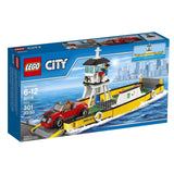 LEGO CITY Ferry 60119 - Chickadee Solutions - 1
