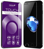 iPhone 7 Screen Protector Fosmon TOUCH [2 Packs | Tempered Glass] ULTRA THIN ... - Chickadee Solutions - 1