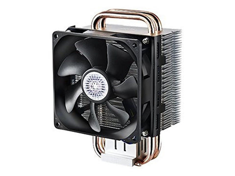Cooler Master Hyper T2 - Compact CPU Cooler with Dual Looped Direct Contact H... - Chickadee Solutions - 1