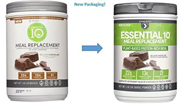 Plant based meal replacement