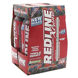 Redline Xtreme Energy Drink Triple Berry 24/ 8 oz. btls - Chickadee Solutions - 1