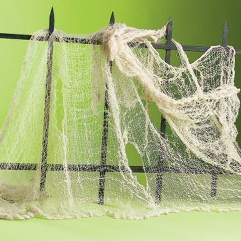1 X Natural Creepy Cloth - Halloween Party Supplies & Decorations & Halloween... - Chickadee Solutions