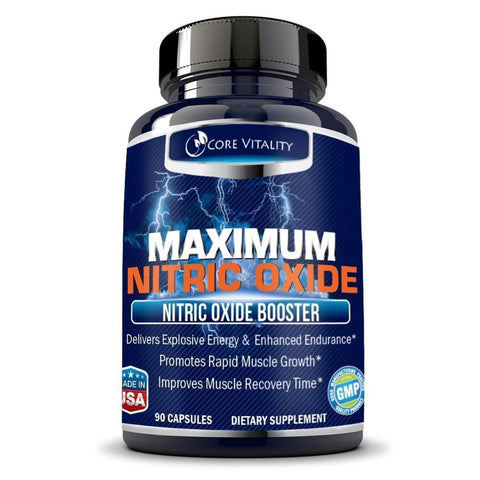 #1 Nitric Oxide Supplement - Nitric Oxide Boosters to Build Muscle & Strength... - Chickadee Solutions - 1
