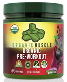 USDA Certified Organic Pre-Workout Supplement - Natural Pre Workout & Organic... - Chickadee Solutions - 1