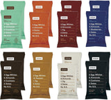 RXBAR Whole Food Protein Bars 8 Flavor Variety Pack 1.83 Ounce (Pack of 16) - Chickadee Solutions - 1