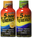 5 Hour Energy Drink Lemon Lime/Orange 24 Count - Chickadee Solutions - 1