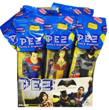 DC Comics PEZ Candy Dispensers: Pack of 12 - Chickadee Solutions