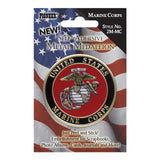 Pioneer Military Metal Medallion Marine Corp - Chickadee Solutions