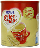 Nestle Coffee-mate Coffee Creamer 56oz. canister Original 56 Ounce - Chickadee Solutions - 1