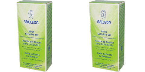 (2 PACK) - Weleda Birch Cellulite Oil - Organic | 100ml | 2 PACK - SUPER SAVE... - Chickadee Solutions - 1