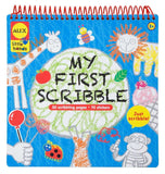 ALEX Toys Little Hands My First Scribble - Chickadee Solutions - 1