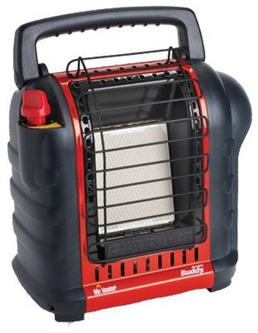 Portable Buddy Heater 6 - Chickadee Solutions
