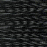 Paracord Planet Type III 7 Strand 550 Paracord Black 10 Feet - Chickadee Solutions