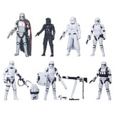 Star Wars The Force Awakens 3.75-Inch Figure Troop Builder 7-Pack [Amazon Exc... - Chickadee Solutions - 1