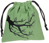 Ents Dice Bag Green Board Game - Chickadee Solutions