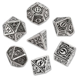 Metall Steampunk 7 Set Dice - Chickadee Solutions