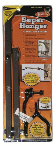 Hme Products Pro Series Super Bow Hanger Olive - Chickadee Solutions - 1
