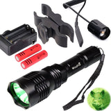 WindFire WF802 Waterproof 350 Lumens 250 Yards Green Cree LED Coyote Hog Fox ... - Chickadee Solutions - 1