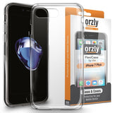 Orzly - FlexiCase for Apple iPhone 7 PLUS - Protective Flexible Silicon Gel P... - Chickadee Solutions - 1