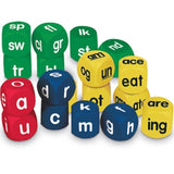 Learning Resources Phonics Cubes Class Set - Chickadee Solutions