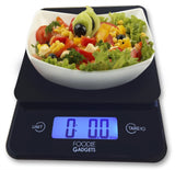 5 Professional Digital Multifunction Kitchen Food Scale 11lb/5kg Foodie Gadge... - Chickadee Solutions - 1