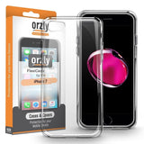 Orzly - FlexiCase for Apple iPhone 7 - Protective Flexible Silicon Gel Phone ... - Chickadee Solutions - 1