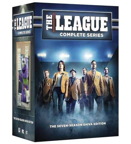 The League: Complete Series - Chickadee Solutions - 1