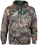 Mossy Oak Men's Pullover Hood / Break-Up Country Camo 2X-Large - Chickadee Solutions
