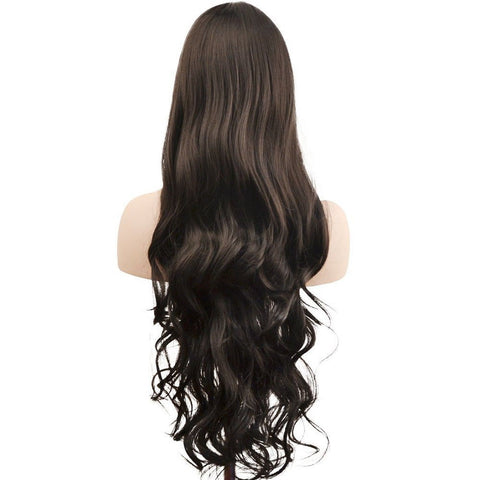 wavy hair styles ambielly 32 quot s wig curly wavy hair 4093