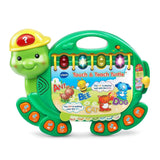 VTech Touch and Teach Turtle Book - Chickadee Solutions - 1