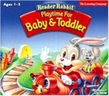 Reader Rabbit Playtime For Baby & Toddler - Chickadee Solutions