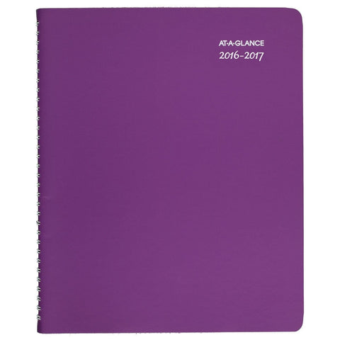 AT-A-GLANCE Academic Year Weekly / Monthly Appointment Book / Planner 2016 - ... - Chickadee Solutions - 1