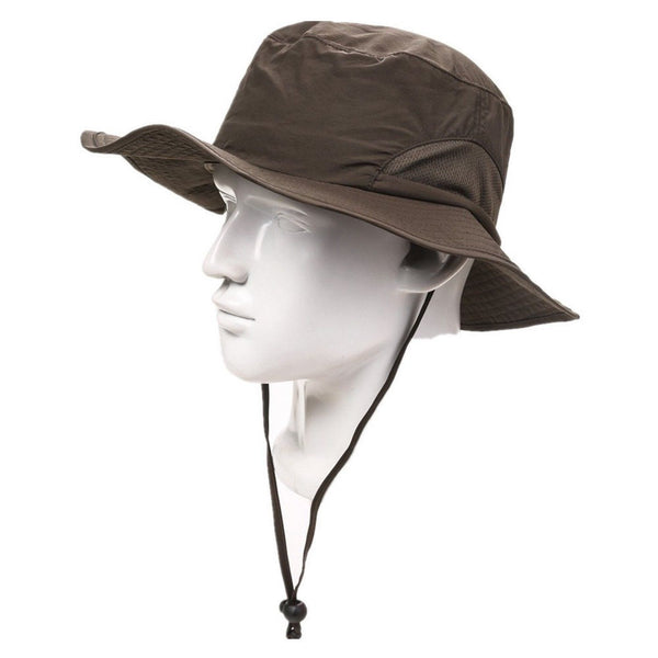 Home prefer outdoor sun cap fishing hat camouflage bucket for Home prefer hats