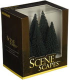 "Bachmann Trains 5""- 6"" Pine Trees - 6 Per Box - Chickadee Solutions - 1"