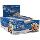 Quest Nutrition Oatmeal Blueberry Muffin Cobbler 12 Count - Chickadee Solutions