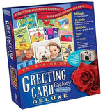 Greeting Card Factory Deluxe 4.0 [Old Version] - Chickadee Solutions