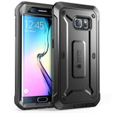 Galaxy S6 Edge Case SUPCASE Full-body Rugged Holster Case WITH OUT Built-in S... - Chickadee Solutions - 1